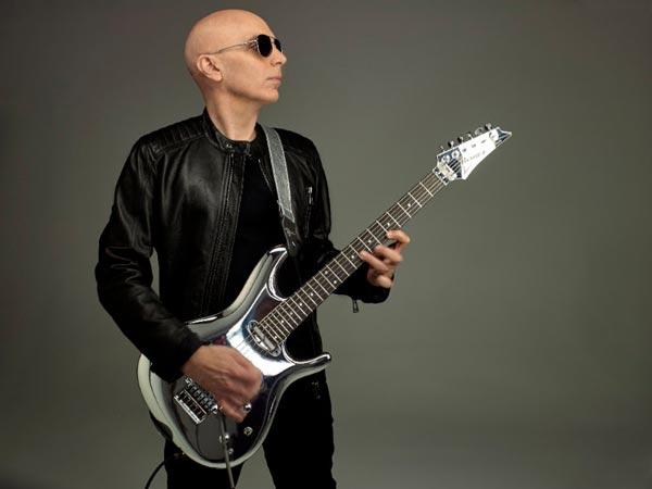 Joe Satriani's G3 To Perform At NJPAC
