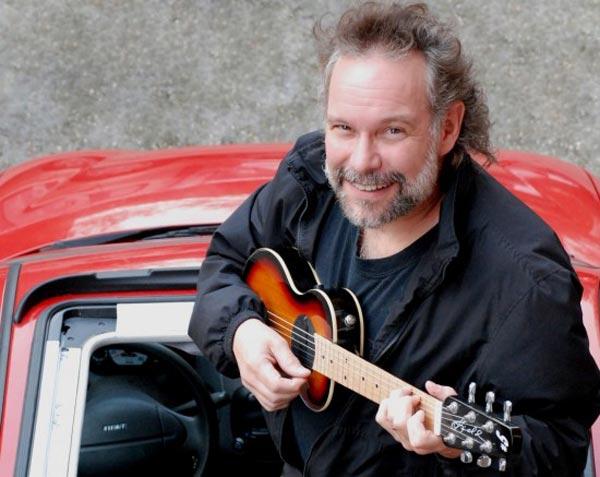 John Gorka To Perform At Grunin Center