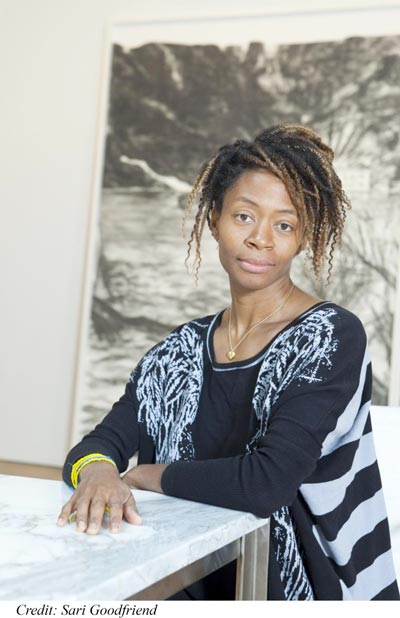 Monuments on a Personal Scale: Collaboration Between Artist Kara Walker and Rutgers Students