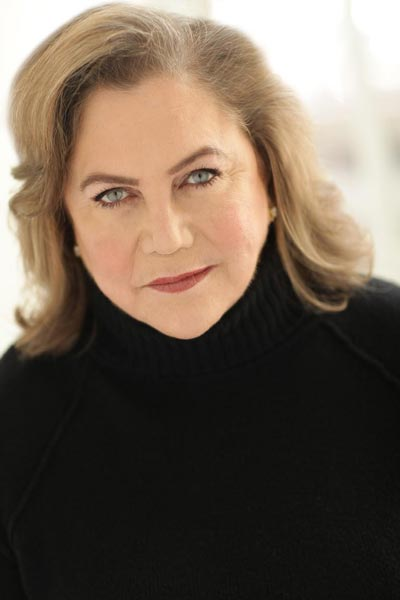 Kathleen Turner To Star As God at George Street Playhouse