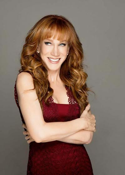 BergenPAC Adds Kathy Griffin Show