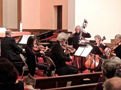 The Leonia Chamber Musicians Society to Present Spirited 'Spanish Flavor' Concert