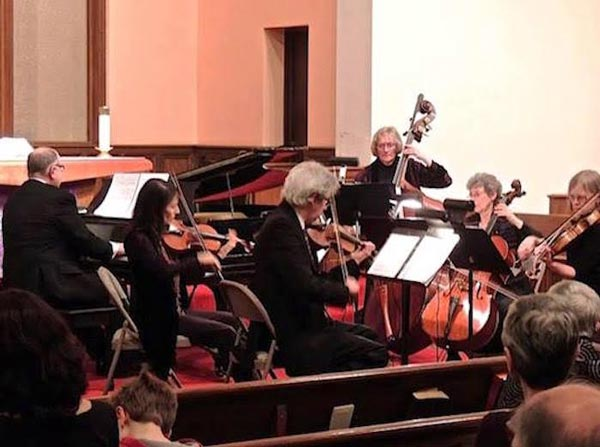 Leonia Chamber Musicians Society to Perform 'By Popular Request' Concert Featuring Franz Schubert Trout Quintet