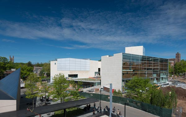 Lewis Center To Celebrate Opening Of New Complex With Festival of the Arts