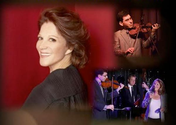 Linda Lavin and the Aaron Weinstein Trio - My Life in Story and Song at Axelrod PAC