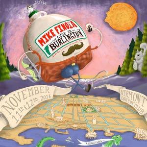 Comedy Dynamics Releases Mike Finoia's Latest Album - Live in Burlington