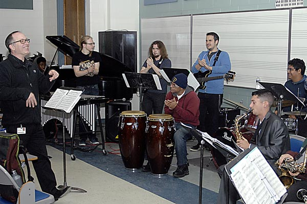 MCCC Orchestra, Chorus, Jazz Band to Present Free Concerts December 11-13