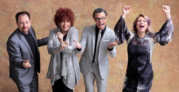 An Interview with Alan Paul of The Manhattan Transfer, Performing this Week at NJPAC's Victoria Theater!