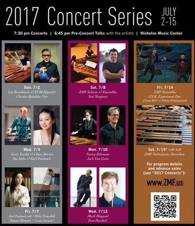 Zeltsman Marimba Festival Returns to Rutgers University