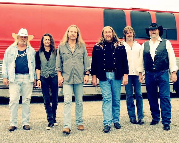 The Marshall Tucker Band To Perform at BergenPAC On February 22