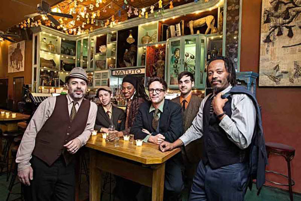 A Look Centenary Stage's January Thaw Music Festival