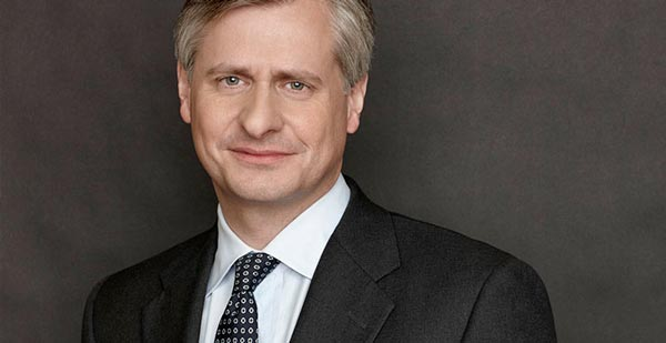 Pulitzer Prize Winner Jon Meacham To Speak At Grunin Center