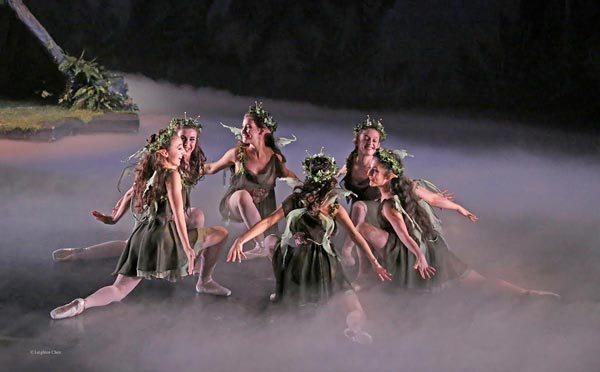 Union County Brings Sensory-Friendly Ballet Performance of A Midsummer Night's Dream to the UCPAC