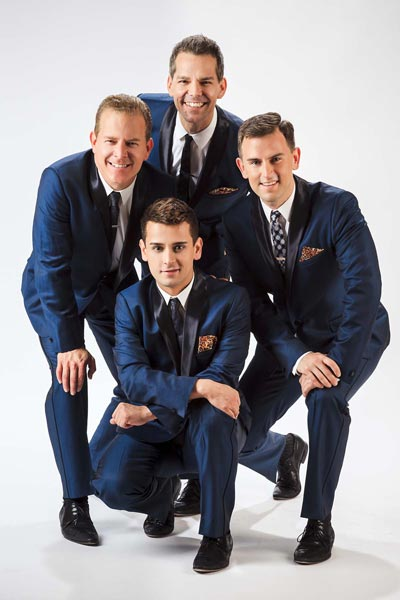 The Midtown Men To Perform At BergenPAC On October 6