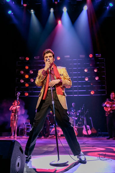 REVIEW: Million Dollar Quartet at Paper Mill Playhouse