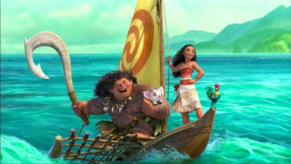 """Union County's Family Fun & Flix Concludes With """"Moana"""""""