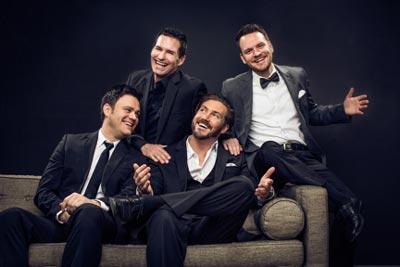 Kean Stage Presents The Modern Gentlemen Featuring Frankie Valli's Backup Singers