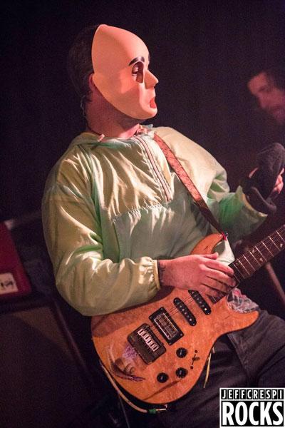 Jeff Crespi Rocks the Shore - Oct 12, 2017