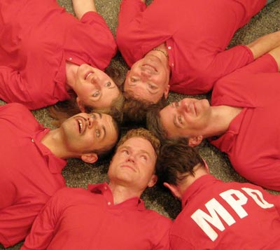 Dreamcatcher's Improv Comedy Troupe Returns On May 13