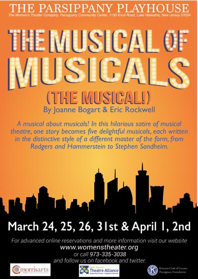 Women's Theater Company Presents Musical of Musicals (The Musical)