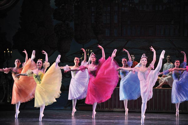 "New Jersey Ballet Presents ""The Nutcracker"" at Mayo Performing Arts Center"