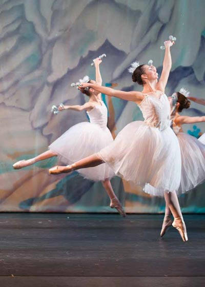 New Jersey Civic Youth Ballet Returns To Centenary Stage Company In December