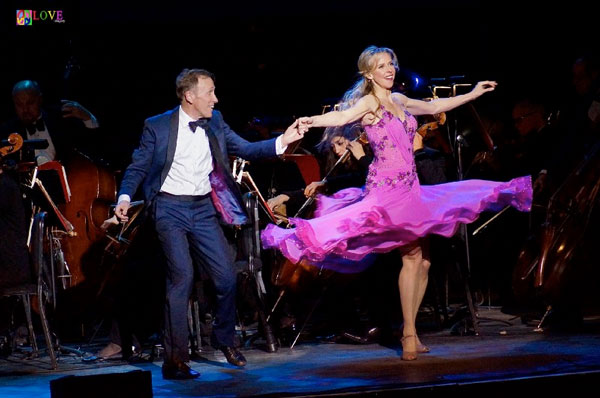 "Spend Your Valentine's Day Weekend ""Dancing and Romancing"" with the NJSO!"