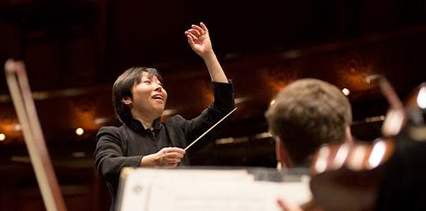 New Jersey Symphony Orchestra and Music Director Xian Zhang present Beethoven's Seventh Symphony