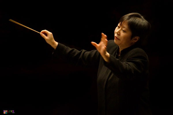 """Fantastic. Rousing. Powerful."" The NJSO Season Finale with Zhang and Bronfman LIVE! at NJPAC"