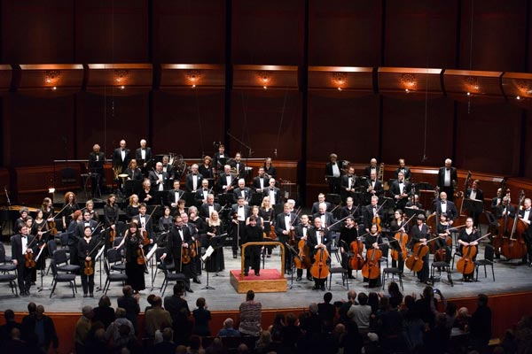 New Jersey Symphony Orchestra To Kick Off 2017 Union County Summer Arts Festival Concert Series