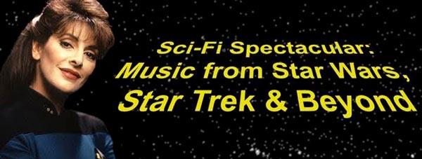 New Jersey Symphony Orchestra presents Sci-Fi Spectacular