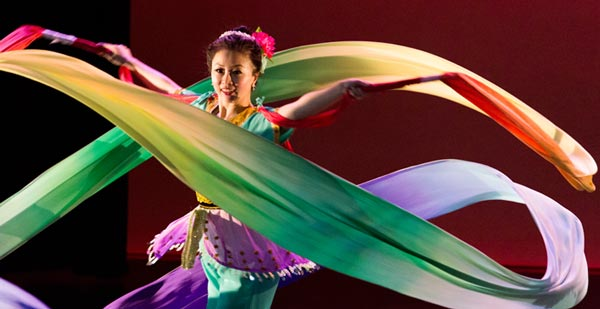 The Nai-Ni Chen Dance Company Presents A Celebration of the Lunar New Year of the Dog
