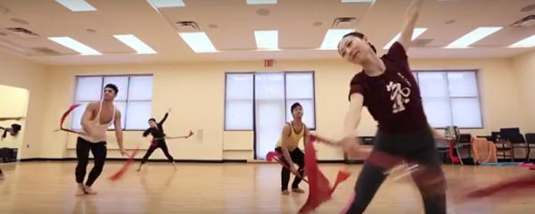 Nai-Ni Chen Dance Company Celebrates the Year of the Rooster