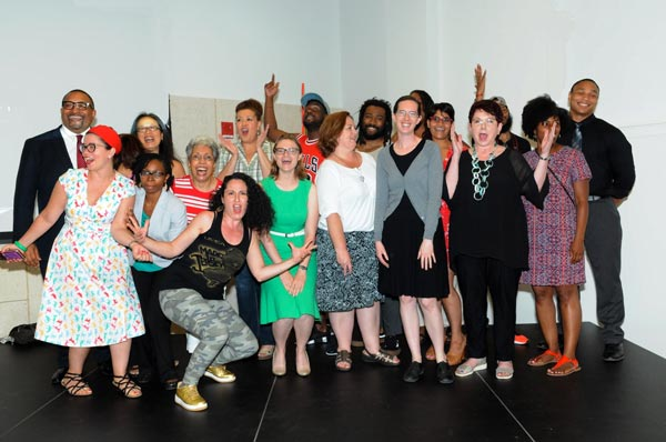 Newark Arts Awards a Record 16 ArtStart Grants at Annual Meeting