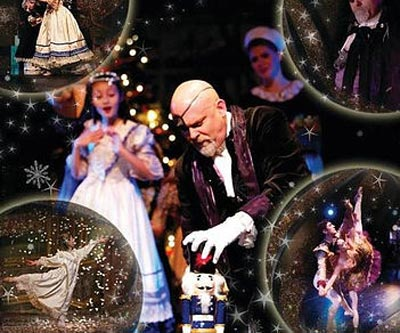 The Roxey Ballet Company Announces Open Auditions for Nutcracker, Ages 4-18