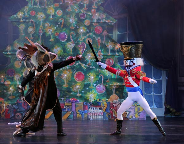 American Repertory Ballet To Perform Nutcracker at Patriots Theater at the War Memorial In Trenton