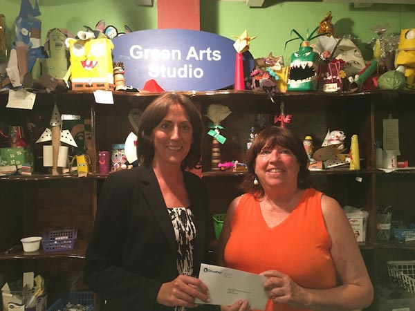 OceanFirst Foundation Awarded Monmouth Museum a $2,500 Grant