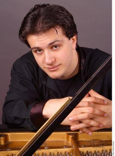 "Gleb Ibanov, Solisti Ensemble Headline Thursday Night ""Summer Stars"" Classical Concert Series at Ocean Grove's Great Auditorium!"