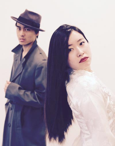 Lewis Center for the Arts' Program in Theater presents Charles Francis Chan Jr.'s Exotic Oriental Murder Mystery