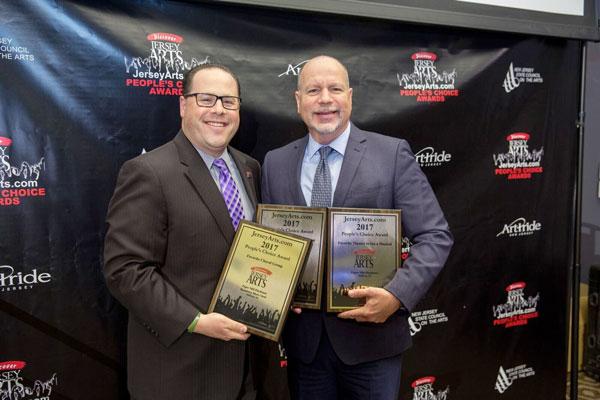 2017 JerseyArts.com People's Choice Awards Winners Announced
