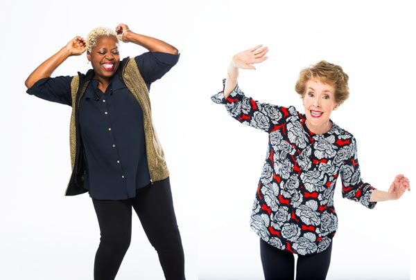 """Lillias White and Georgia Engel To Star In """"Half Time"""" at Paper Mill"""