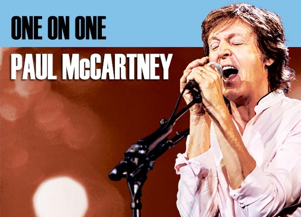 Paul Mccartney Adds 4 Local Shows Including The Prudential Center New Jersey Stage