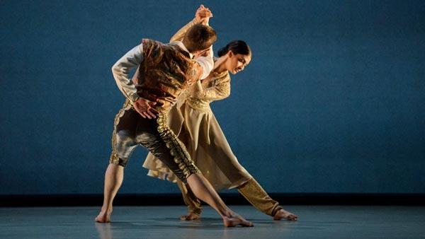 Richard Alston Dance Company Returns to Peak Performances