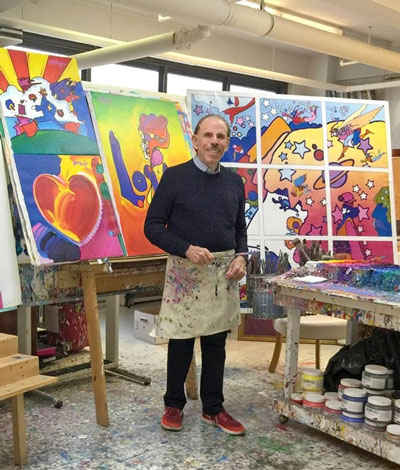 Peter Max: A Life In Art
