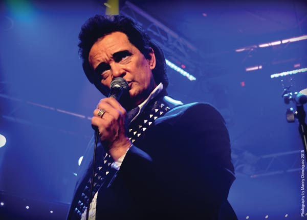 Philip Bauer and his Johnny Cash Tribute Show Comes To UCPAC In January