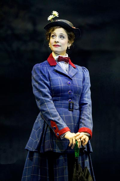 Pop in to Mary Poppins at the Paper Mill Playhouse… It's Super!