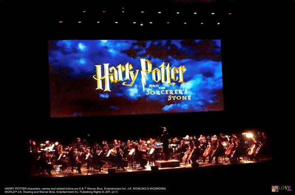 """Nothing Can Beat a Live Performance!"" Harry Potter and the Sorcerer's Stone In Concert at NJPAC"