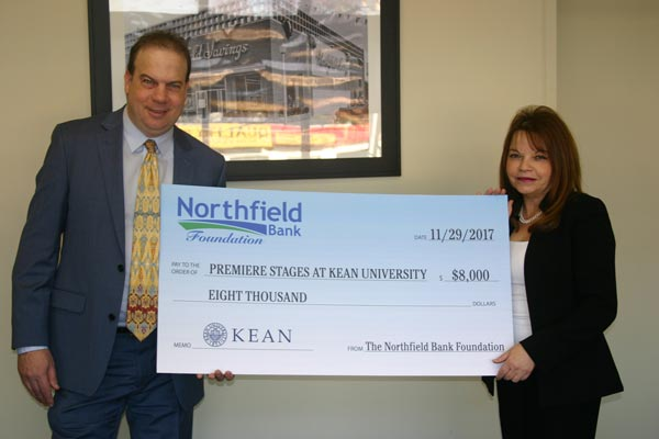 Northfield Bank Foundation Funds Two Playwriting Residencies in Rahway School District