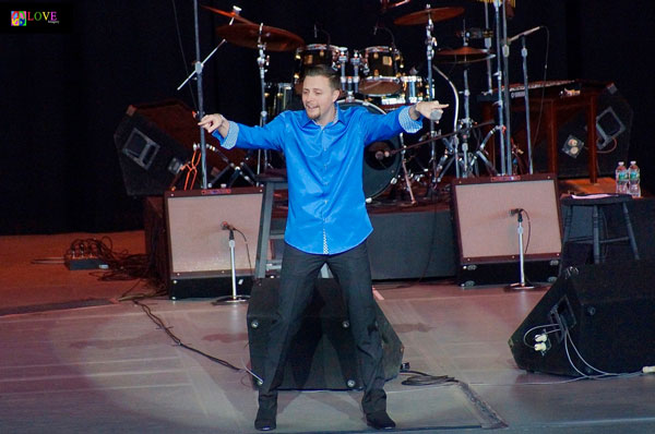 """Gary Puckett LIVE! at the PNC Bank Arts Center: """"It's All About Dreams"""""""