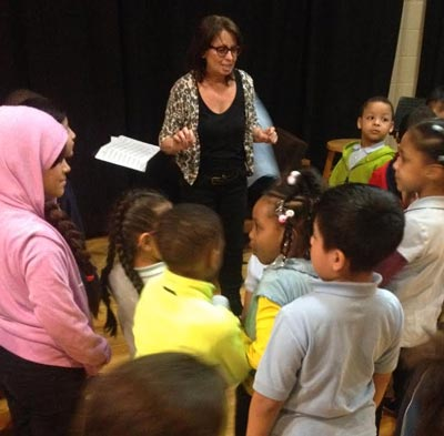 Pushcart Players Awarded Contract For Non-Profit Arts Partner At Martin Luther King School No. 6